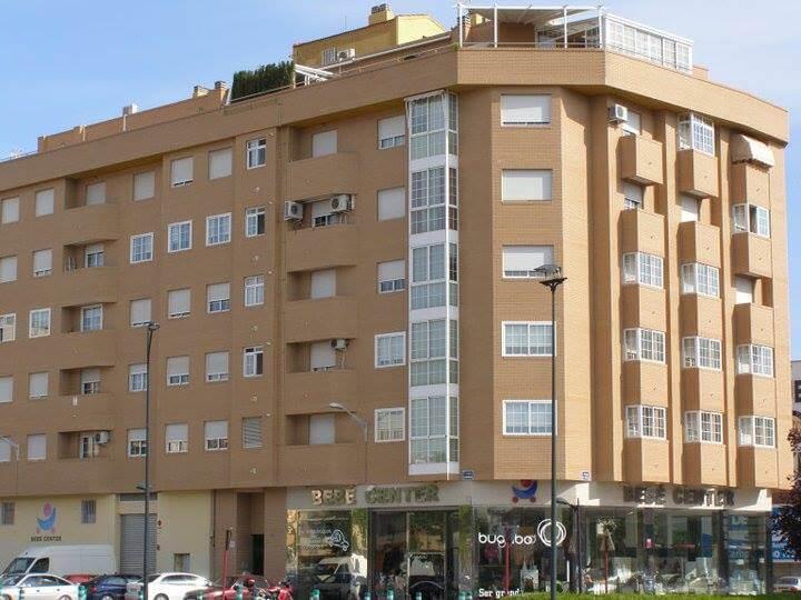 Fachada 1 Reformas Albacete Vicente Navarro