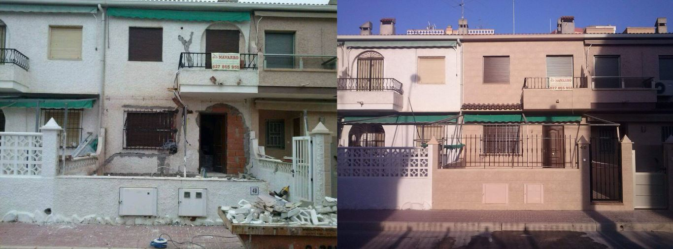 Casa 2 Comparacion Reformas Albacete Vicente Navarro